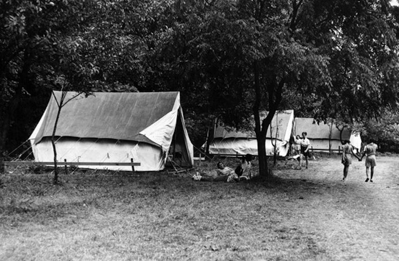Camp Karamu, 1940