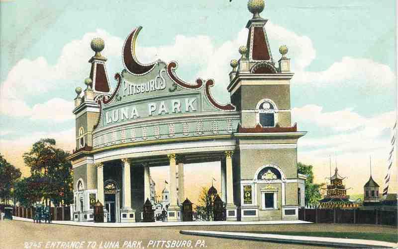 Luna Park, Pittsburgh