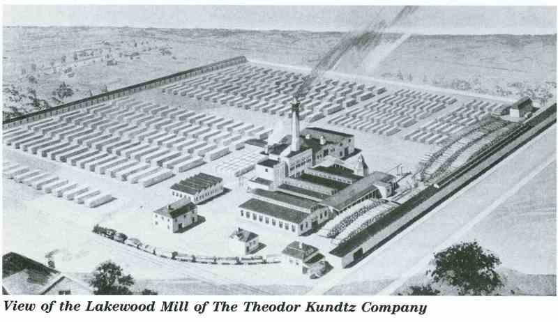 Lakewood Lumberyard