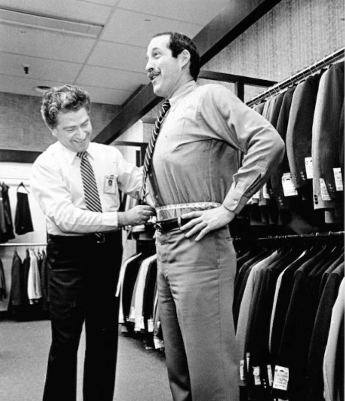 Customer Fitting