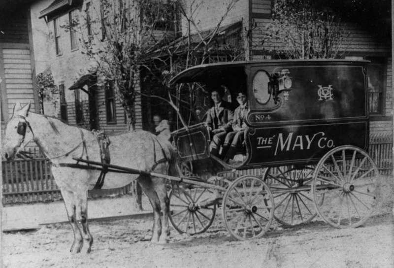 Delivery Wagon, ca. 1900s