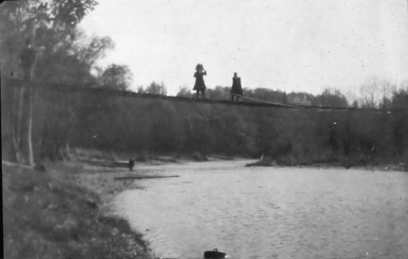 Swing Bridge, 1907