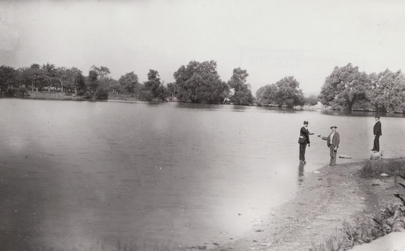 Horseshoe Lake, Ca. 1910