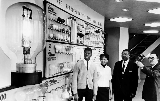 75,000-Watt Light Bulb, 1966