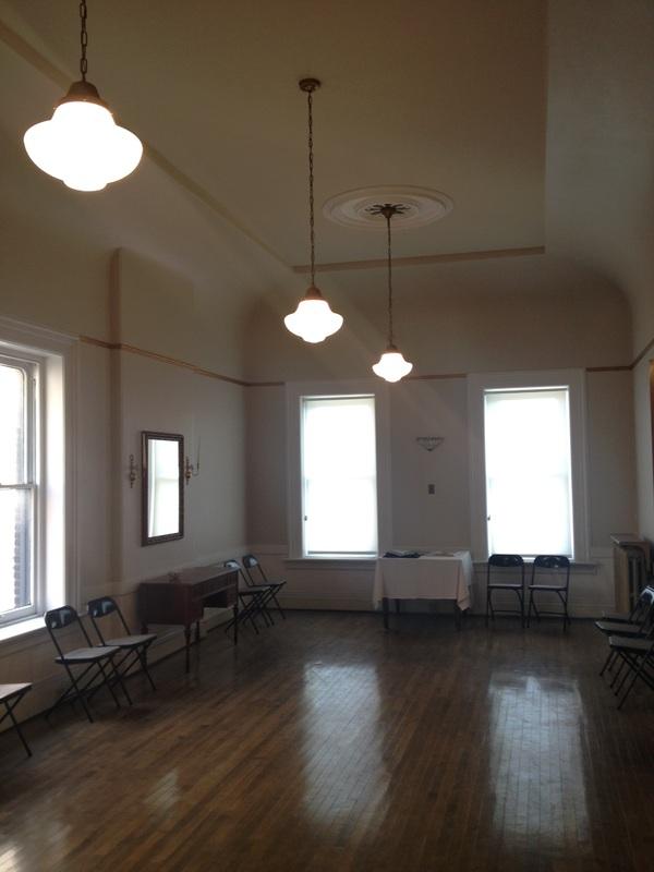 The Second Floor Ballroom