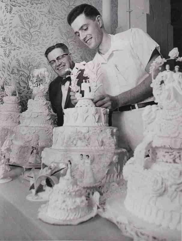 Wedding Cakes, 1953