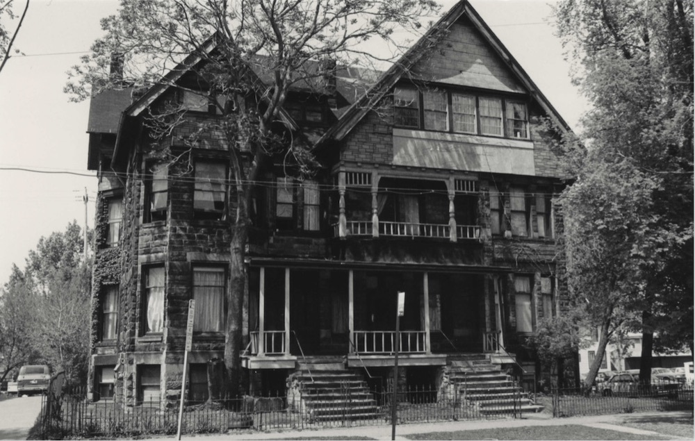 The House in 1986