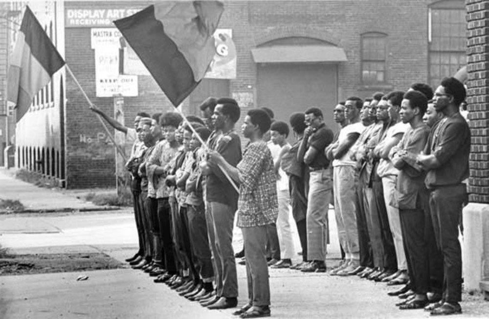 Afro Set Demonstration