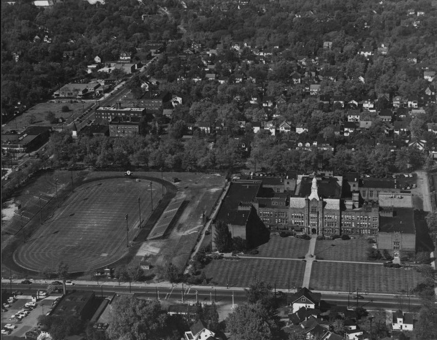 Aerial View, 1951
