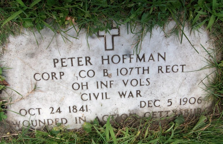 The Peter Hoffman Marker