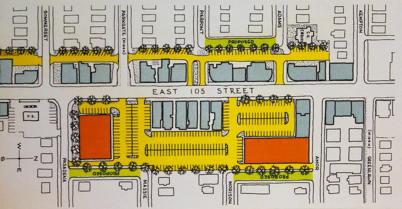 Proposed Shopping Center