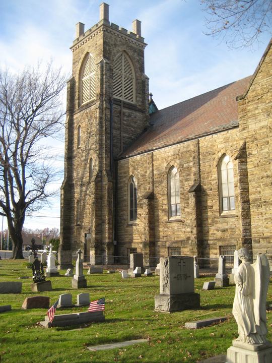 Saving the Cemetery