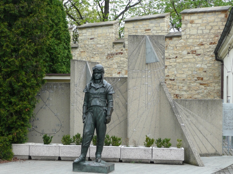 Stefanik Statue in Prague