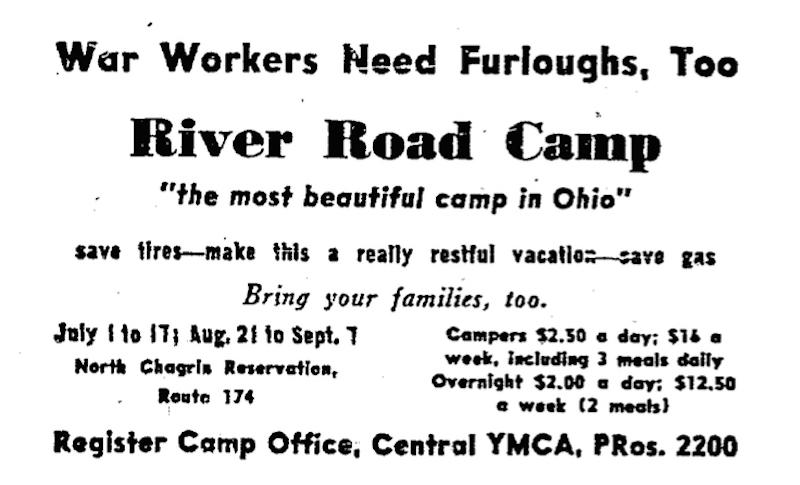 A River Road Camp Furlough