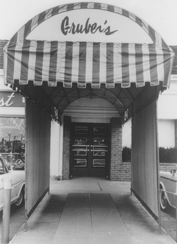 Gruber's Entrance