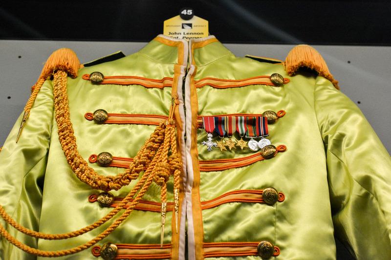 John Lennon's Sgt. Pepper's Outfit, 2014