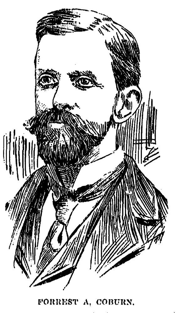 Forrest A. Coburn (1848-1897)
