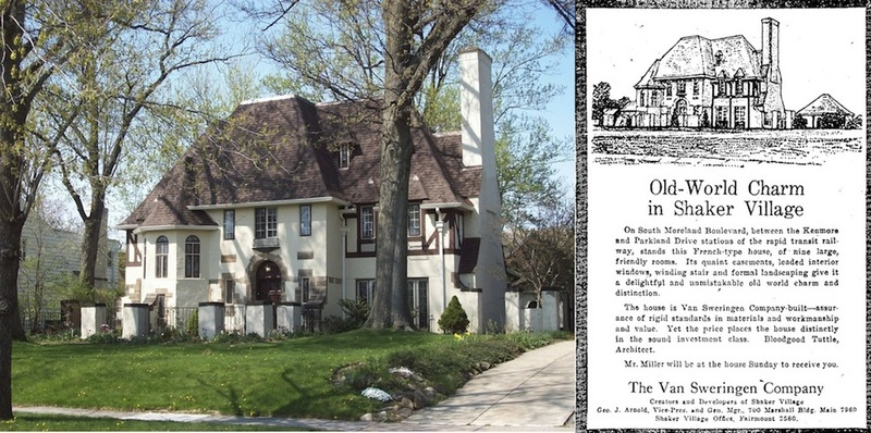 """Old-World Charm in Shaker Village"""
