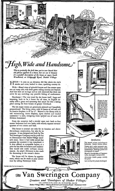 """""""High, Wide, and Handsome"""""""