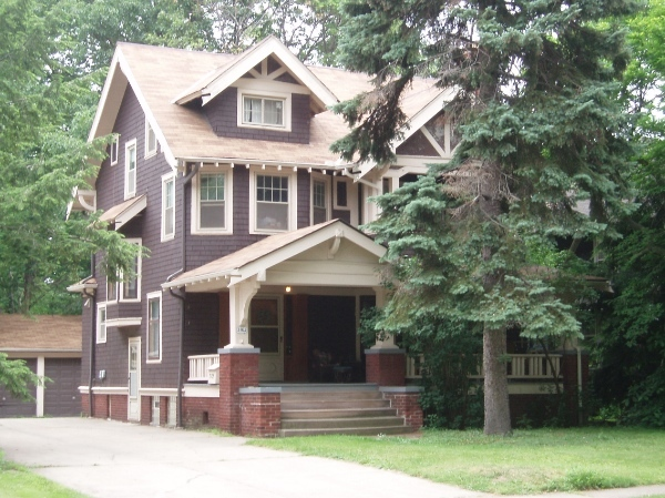 Eclectic 1911 House