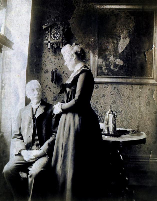 Herman and Ida Stuhr