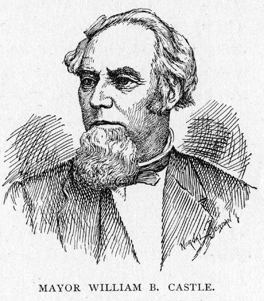 Mayor William Castle