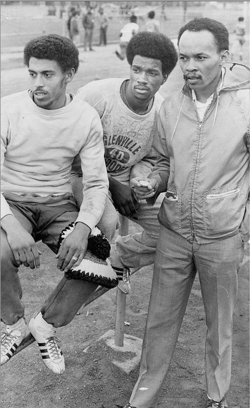 GHS Boys Track Team Members, 1971