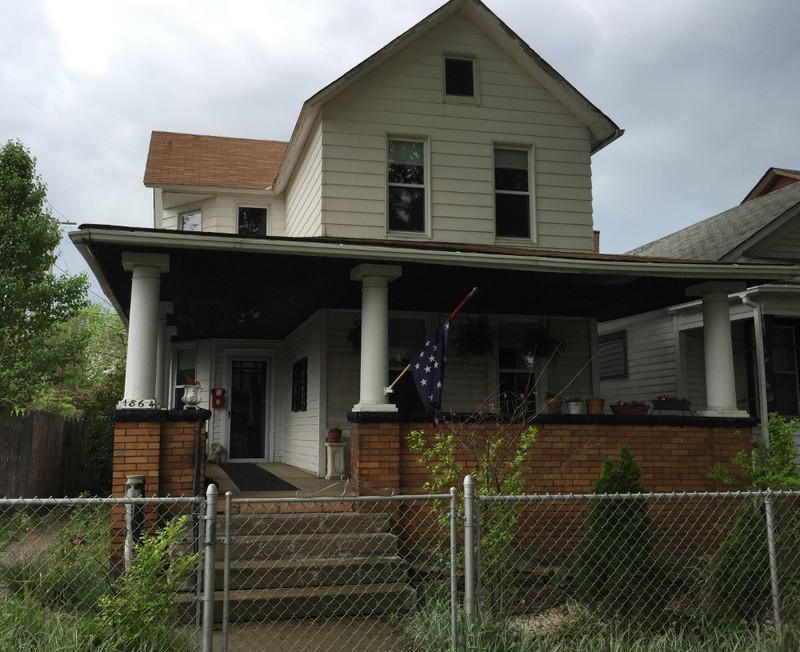 Captain Wellet's House