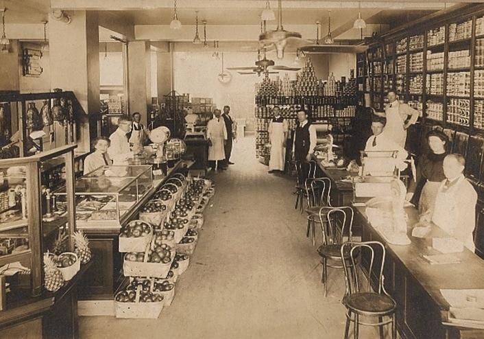 Fisher Bros. Co. in Gordon Square Arcade