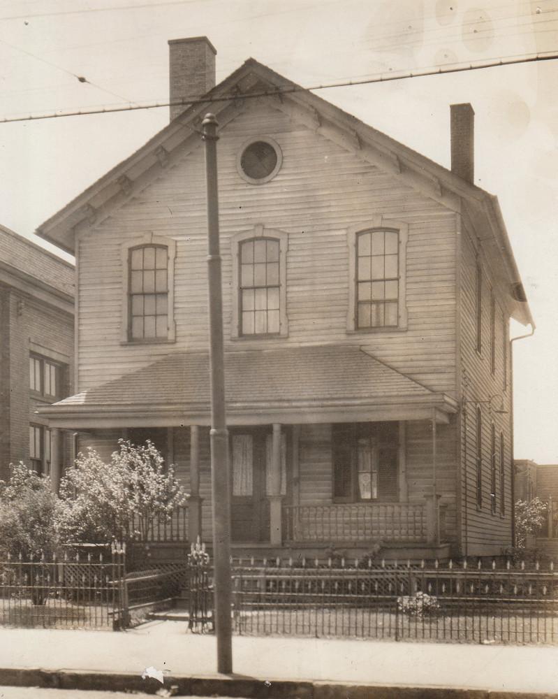 Old Parish Rectory