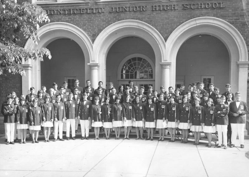 School Orchestra, Ca. 1960s