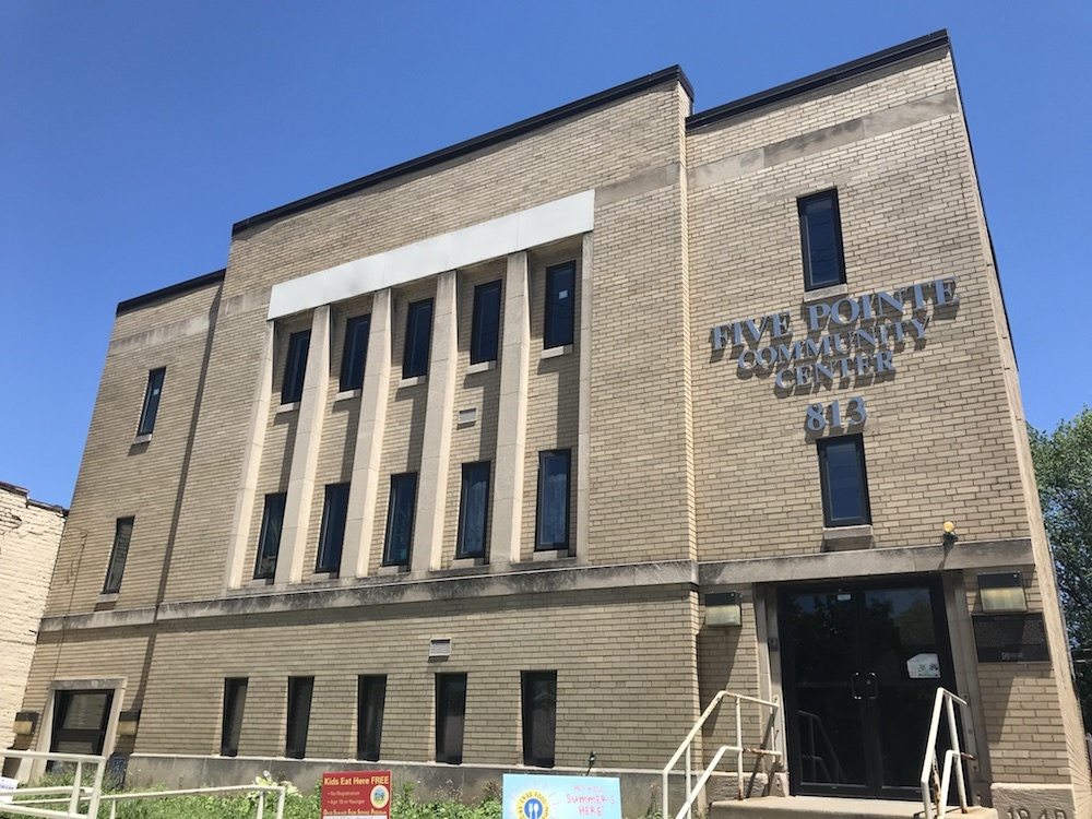 Five Pointe Community Center