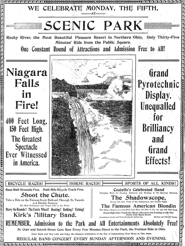 The Greatest Spectacle Ever Witnessed in America, 1897