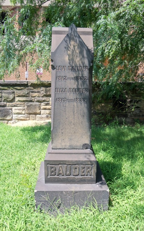The Levi Bauder Marker