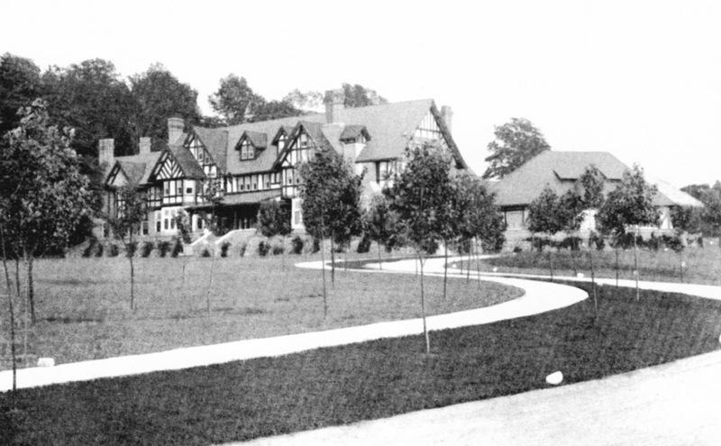 Euclid Golf Club Clubhouse