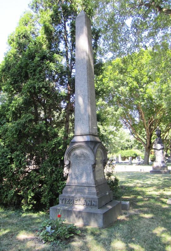 Tiedemann Family Monument