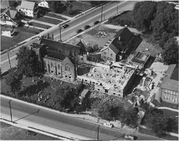 Church Expansion