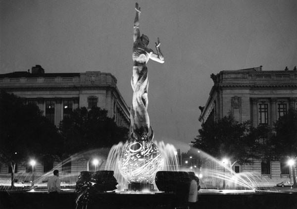 War Memorial Fountain