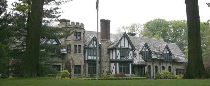 The Van Sweringen Mansion, 2006