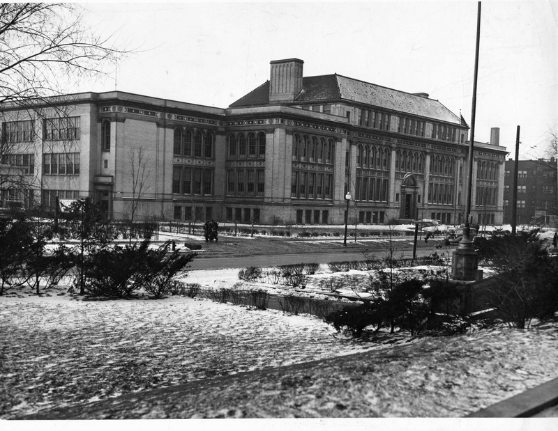 Cathedral Latin School, 1941