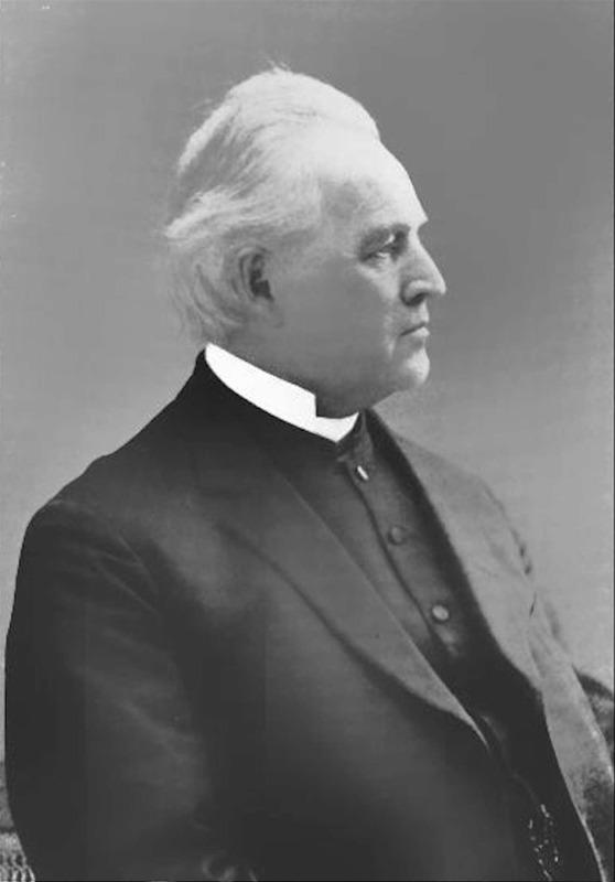 Rev. Lewis Burton