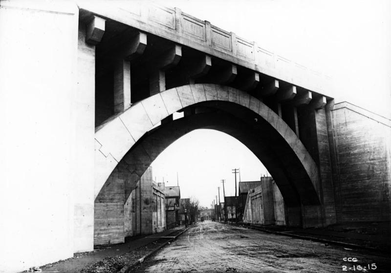 East 92nd Street Bridge