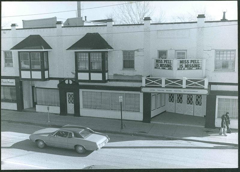 Front Entrance, c. 1973