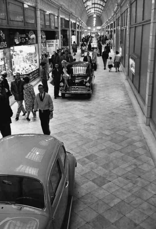 Euclid Arcade, 1961
