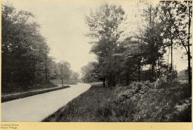 Parkland Drive, 1923