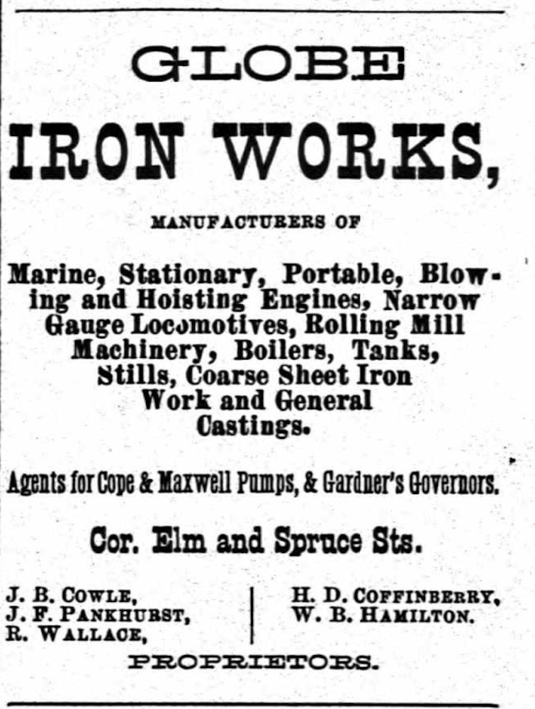 Globe Iron Works