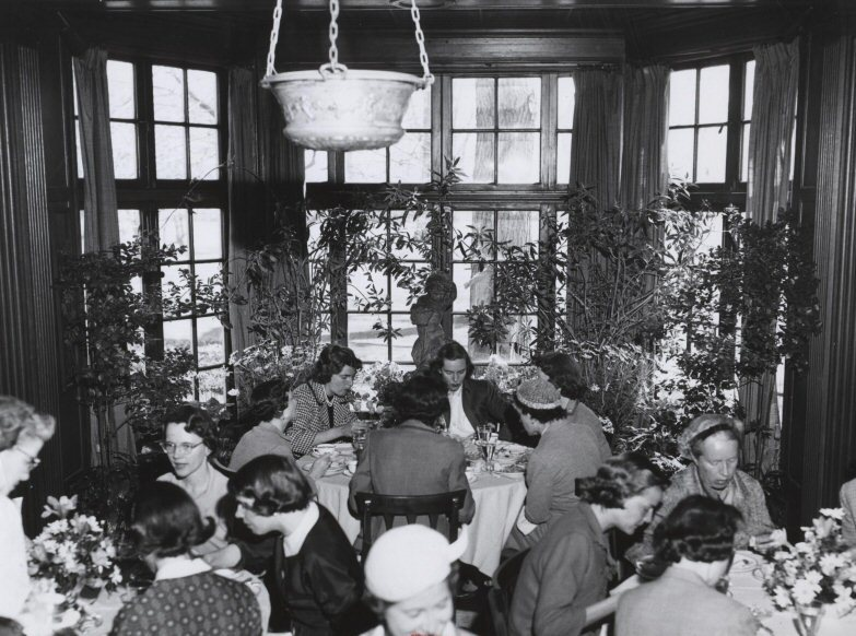 Luncheon at Gwinn, 1959