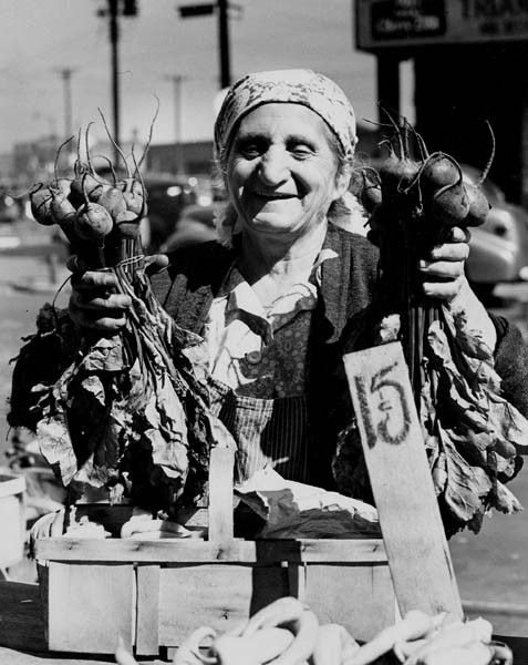 Beets for Sale, 1947