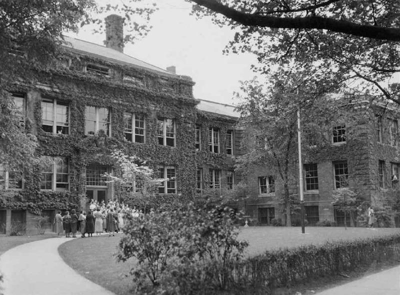 Original Glenville High School