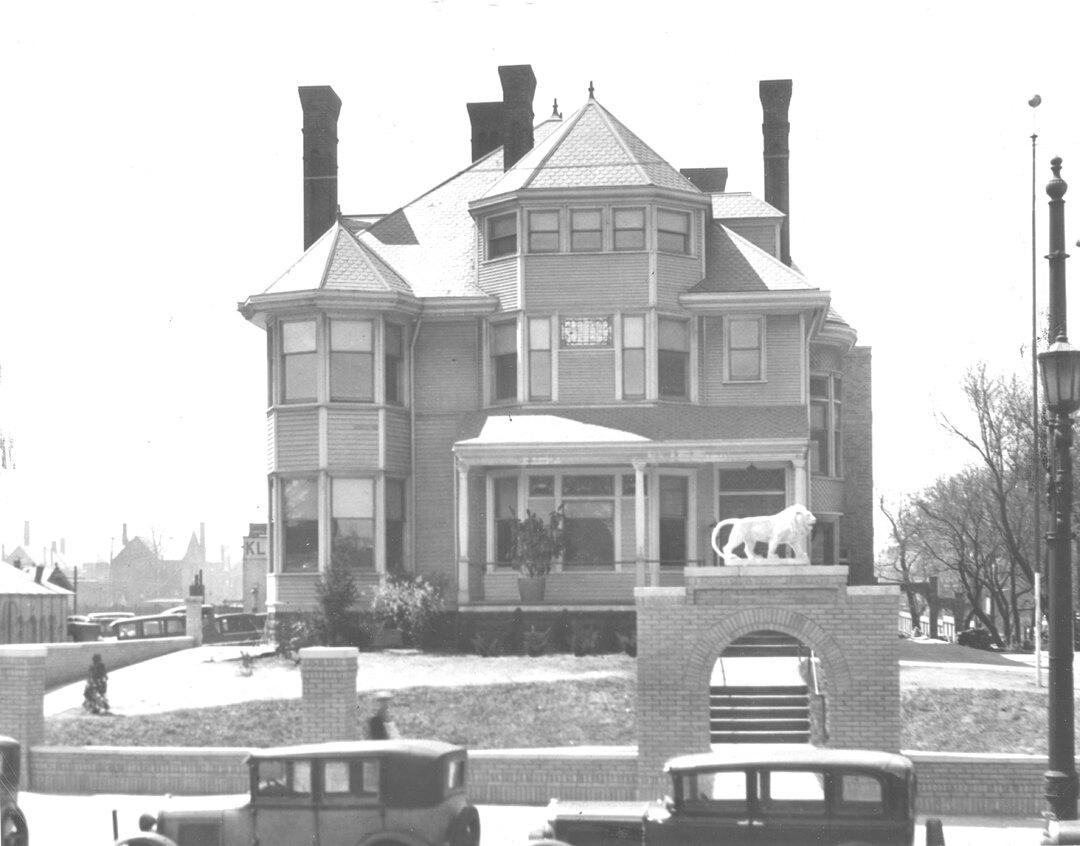 Richard N. Allen House